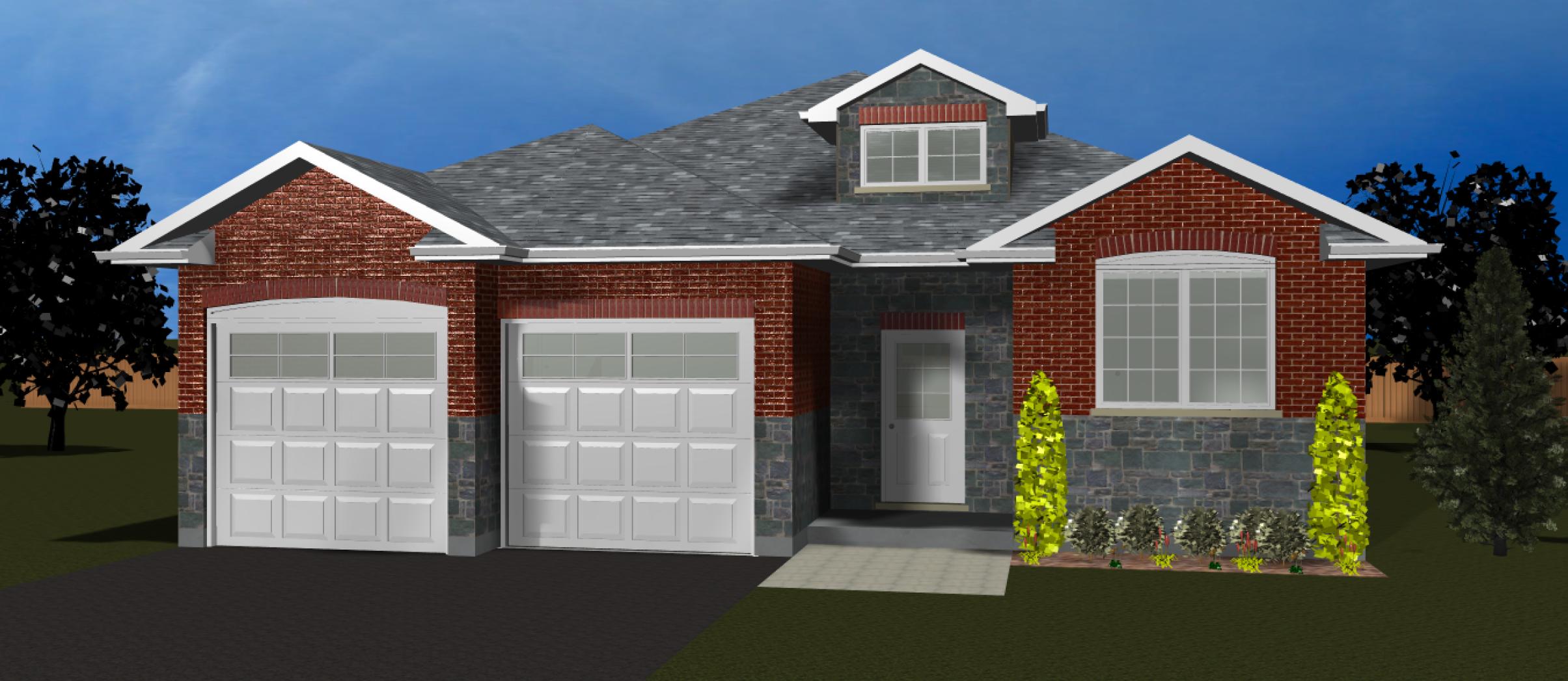 Oak Model - Bell Creek Estates