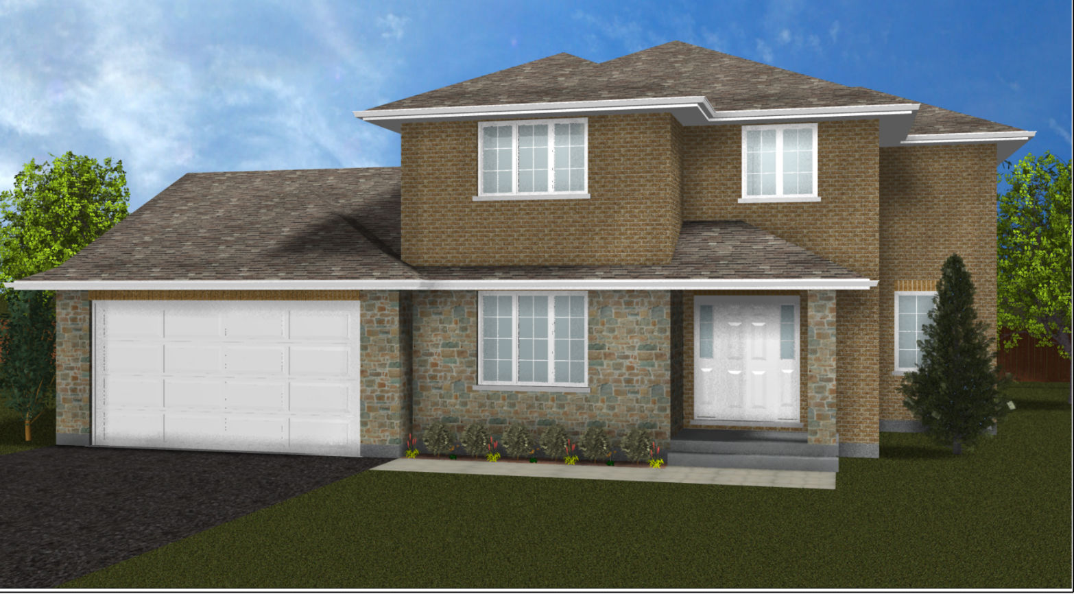 Spruce Model - Bell Creek Estates